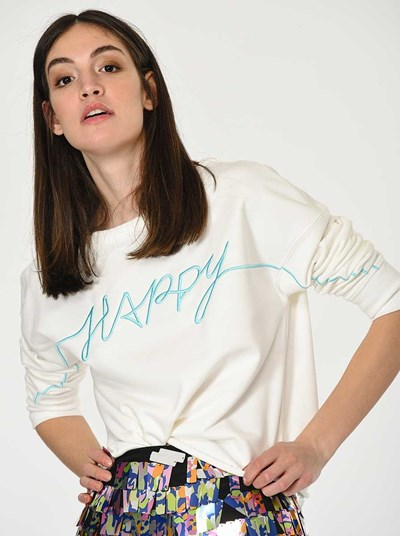 Happy Sweatshirt ürün görseli